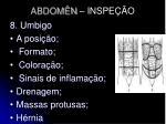 abdom n inspe o8