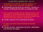quest es sobre art 129 cp