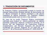 1 traducci n de documentos
