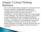 chapter 7 critical thinking questions14