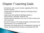 chapter 7 learning goals