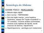 semiologia do abdome10