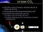 le laser co 244