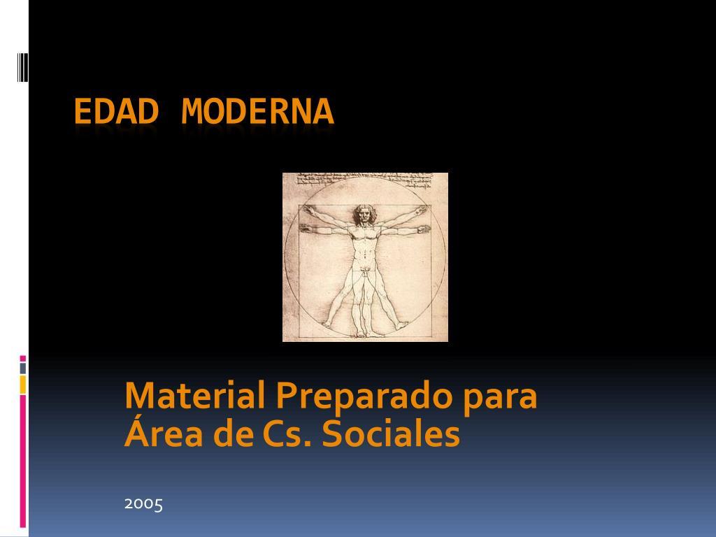 material preparado para rea de cs sociales 2005 l.