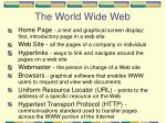 the world wide web25