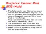 bangladesh grameen bank bgb model2