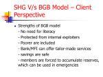 shg v s bgb model client perspective5