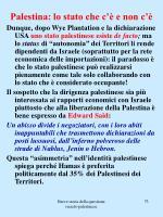 palestina lo stato che c e non c