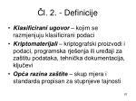 l 2 definicije