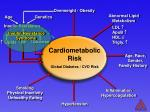 cardiometabolic risk graphic