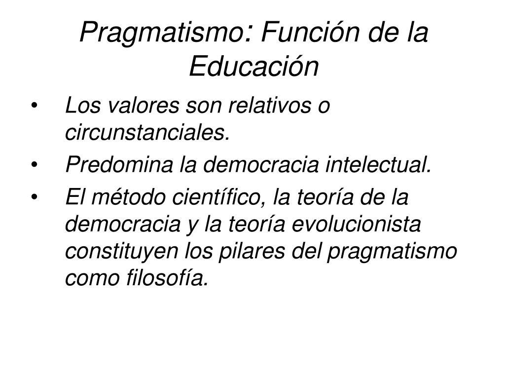 Pragmatismo
