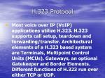 h 323 protocol10