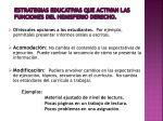 estrategias educativas que activan las funciones del hemisferio derecho