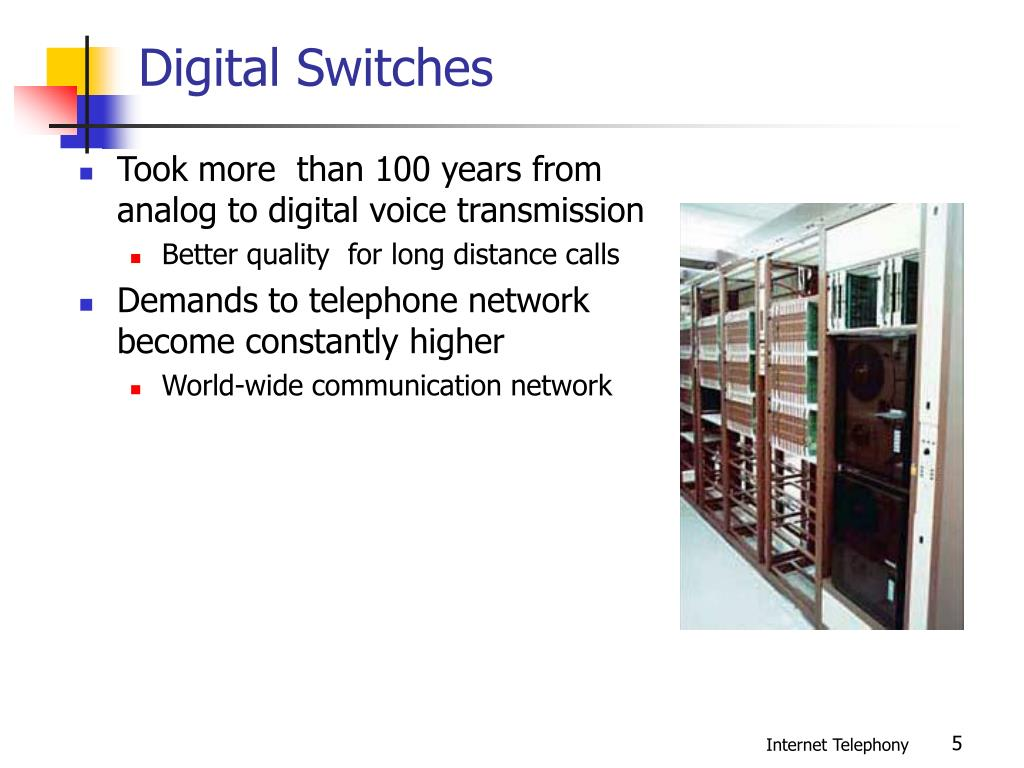 Digital Switches