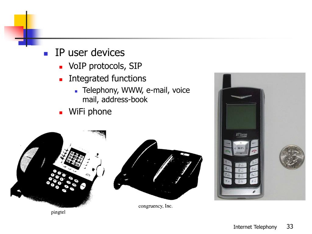 IP user devices