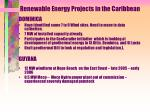 renewable energy projects in the caribbean15