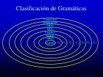 clasificaci n de gram ticas26