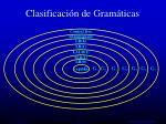 clasificaci n de gram ticas28