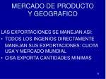 mercado de producto y geografico35