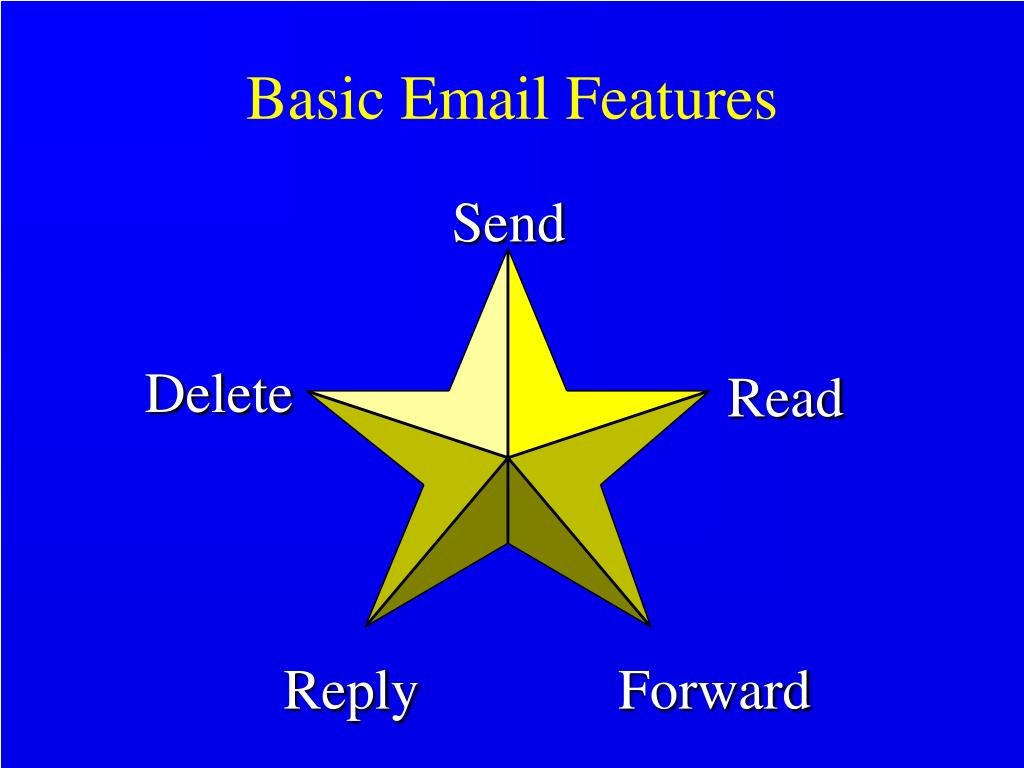 Basic Email Features