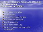 cultura ciudadana para la proteccion de la poblacion vulnerable de quibdo