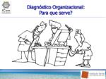 diagn stico organizacional para que serve