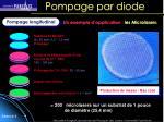 pompage par diode2