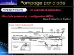 pompage par diode6