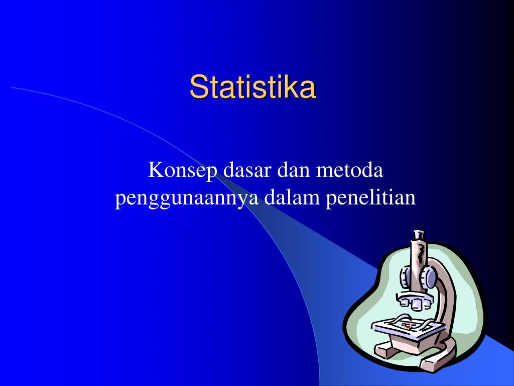 statistika l.