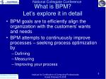 what is bpm let s explore it in detail