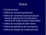 tda h18