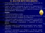 11 hacer benchmarking