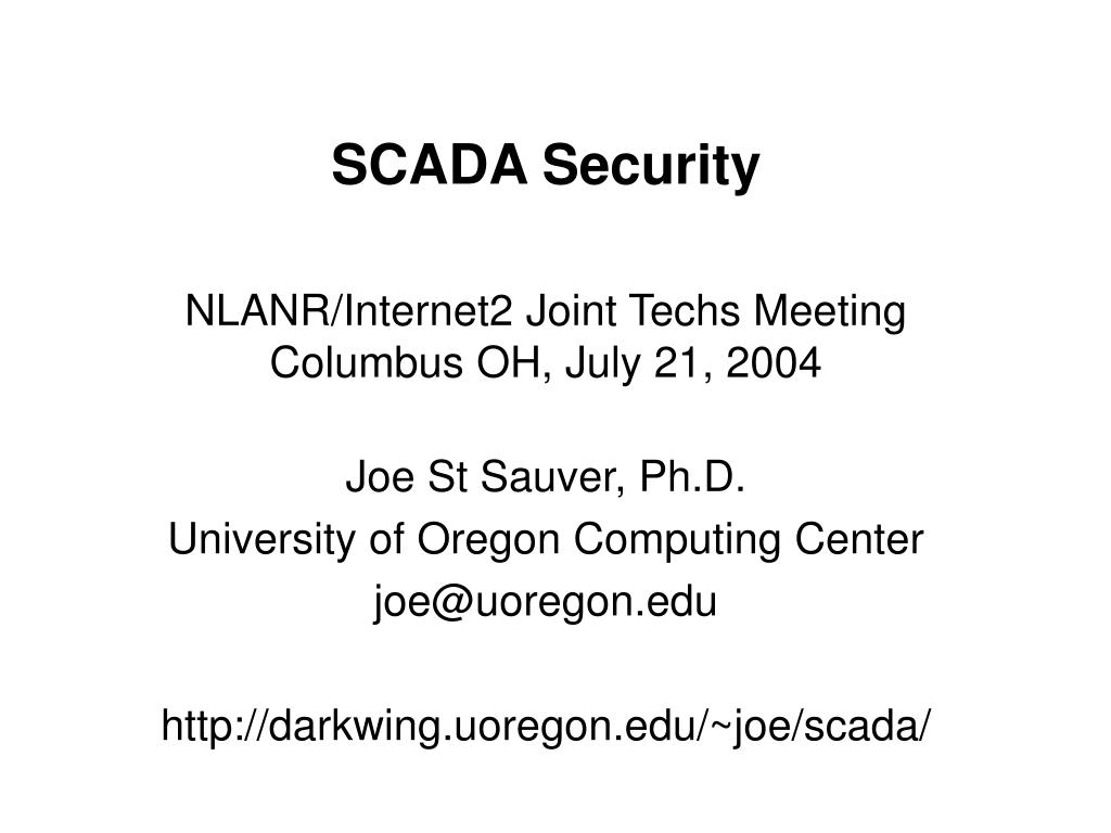 scada security l.