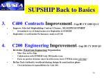 supship back to basics30