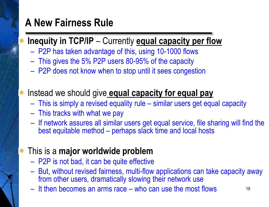 A New Fairness Rule