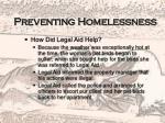 preventing homelessness12