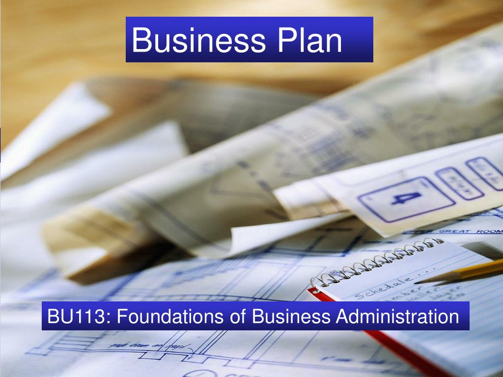 the business plan l.