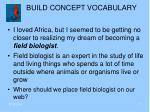 build concept vocabulary7