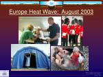 europe heat wave august 20039