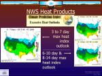 nws heat products36