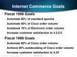 internet commerce goals9