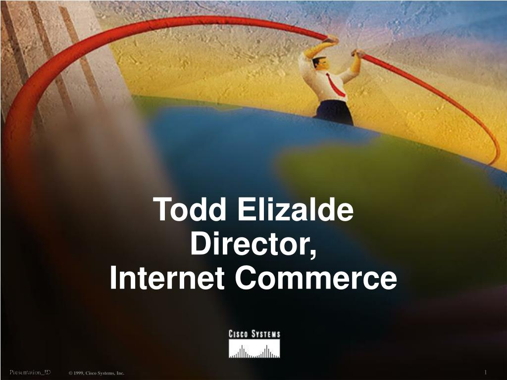 todd elizalde director internet commerce l.