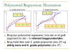 polynomiel regression illustration