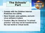 the schools part