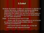2 cubul