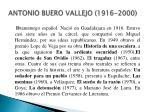 antonio buero vallejo 1916 2000