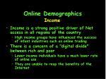 online demographics4