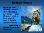 religi o grega