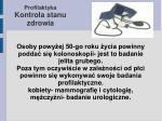 profilaktyka kontrola stanu zdrowia35