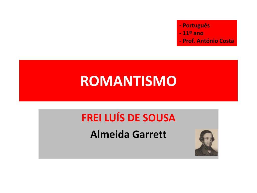 romantismo l.